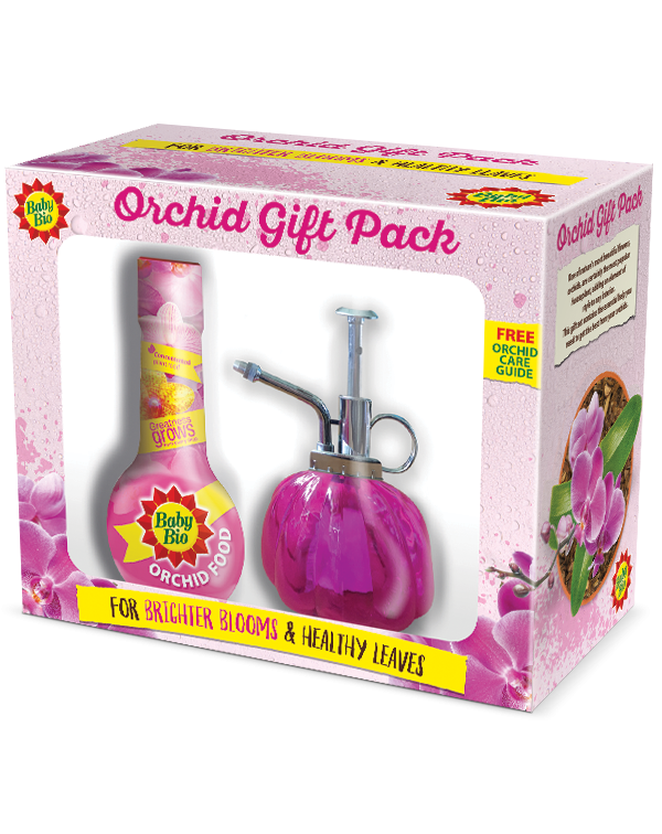 Baby Bio Orchid Gift Pack Solabiol